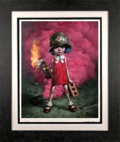 craig-davison---guess-who-lost-the-go-framed