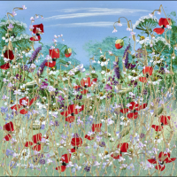 mary-shaw-bright-red-poppies-ii